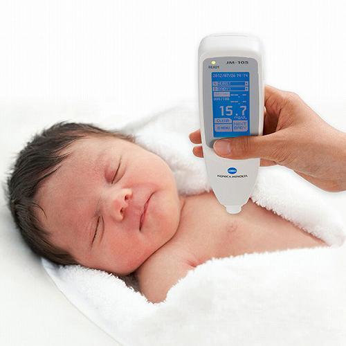 黄疸計(ビリルビン濃度測定器)