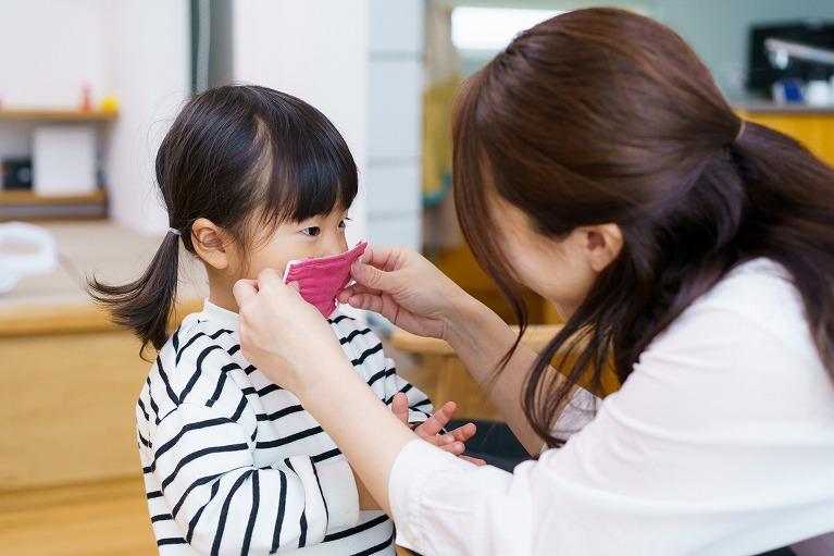 子どものアレルギー性鼻炎・花粉症について