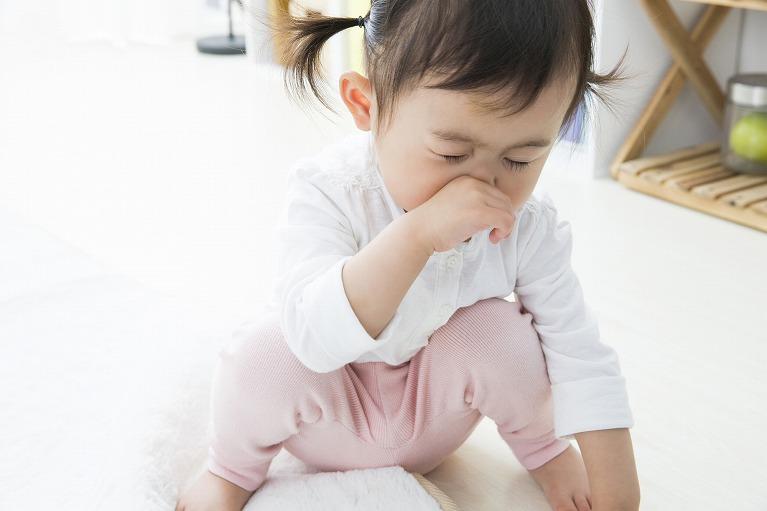 子どもの副鼻腔炎(蓄膿症)について